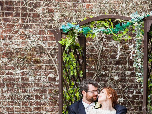 Aaron and Victoria's Wedding in Hickstead, West Sussex 39