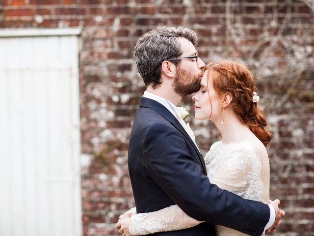 Aaron and Victoria's Wedding in Hickstead, West Sussex 40