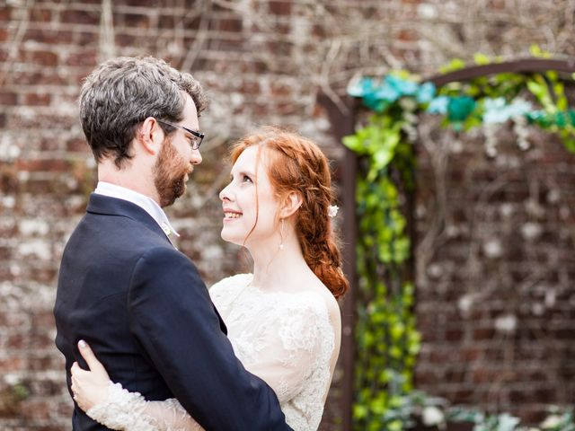Aaron and Victoria's Wedding in Hickstead, West Sussex 41