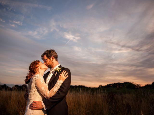 Aaron and Victoria's Wedding in Hickstead, West Sussex 2