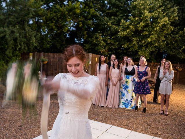 Aaron and Victoria's Wedding in Hickstead, West Sussex 49