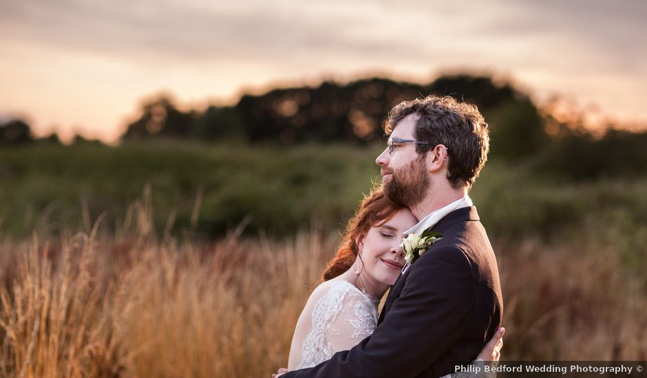 Aaron and Victoria's Wedding in Hickstead, West Sussex