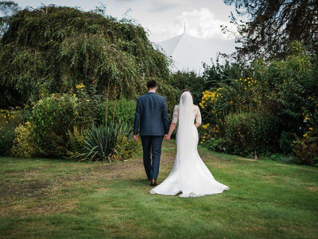 Hayley & Ant's wedding