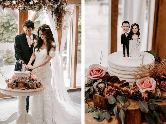 Samantha & Robert's wedding