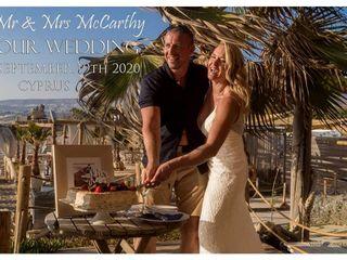 Clare & Ian's wedding 2