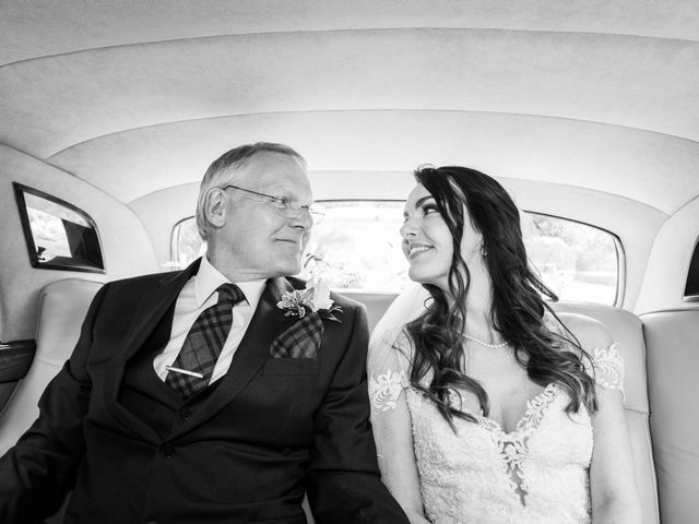 Josh and Jade's Wedding in Cheam, Surrey 12