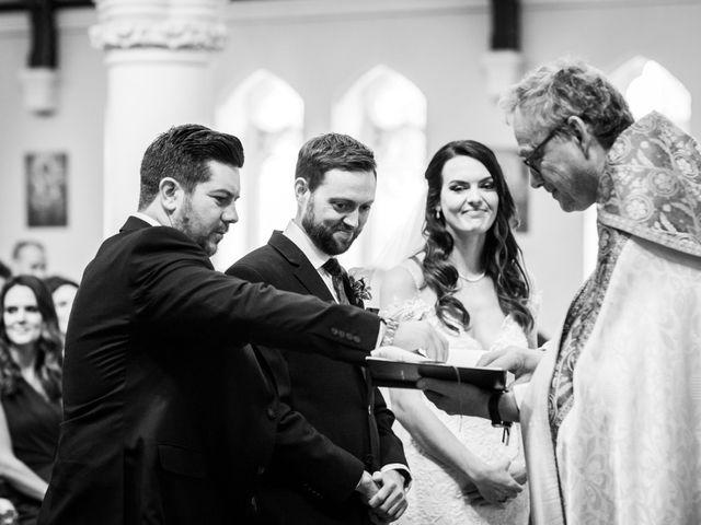 Josh and Jade's Wedding in Cheam, Surrey 17