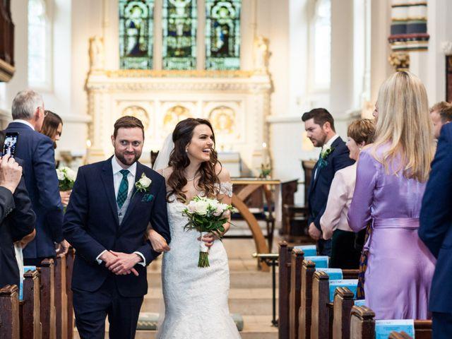 Josh and Jade's Wedding in Cheam, Surrey 22