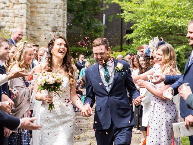 Josh and Jade's Wedding in Cheam, Surrey 24