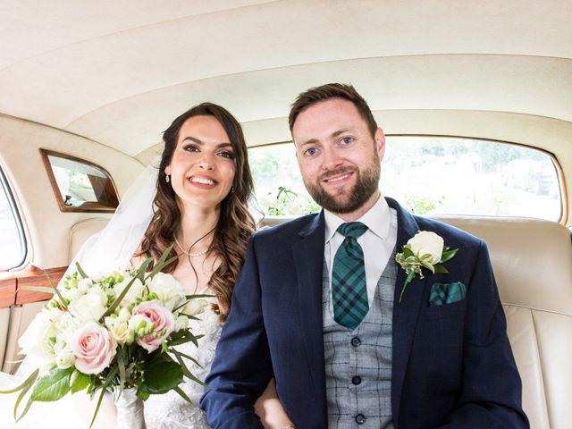 Josh and Jade's Wedding in Cheam, Surrey 26