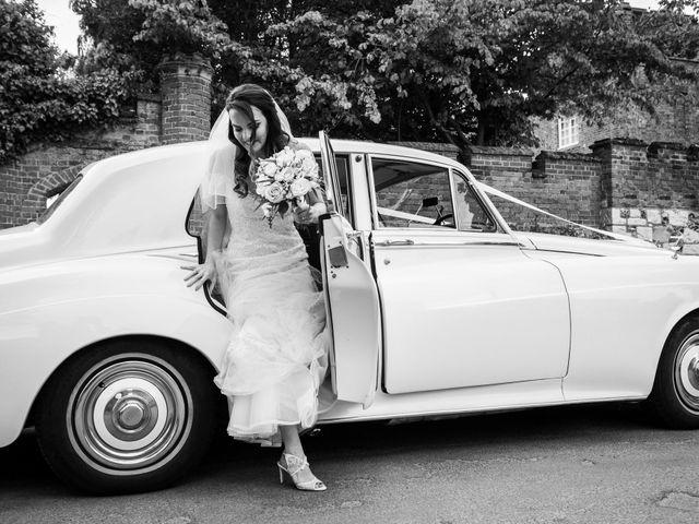 Josh and Jade's Wedding in Cheam, Surrey 27