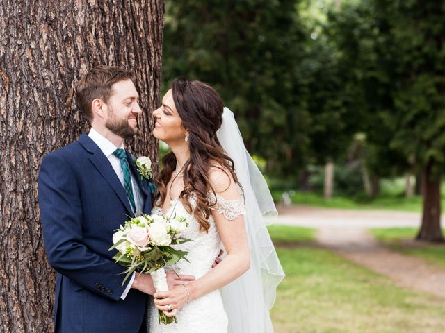 Josh and Jade's Wedding in Cheam, Surrey 28