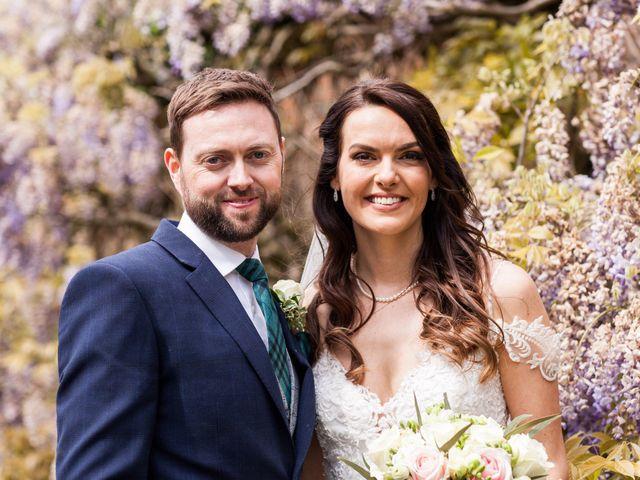 Josh and Jade's Wedding in Cheam, Surrey 30