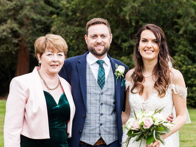 Josh and Jade's Wedding in Cheam, Surrey 32