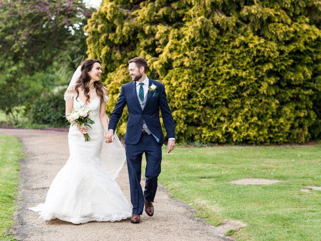 Josh and Jade's Wedding in Cheam, Surrey 35