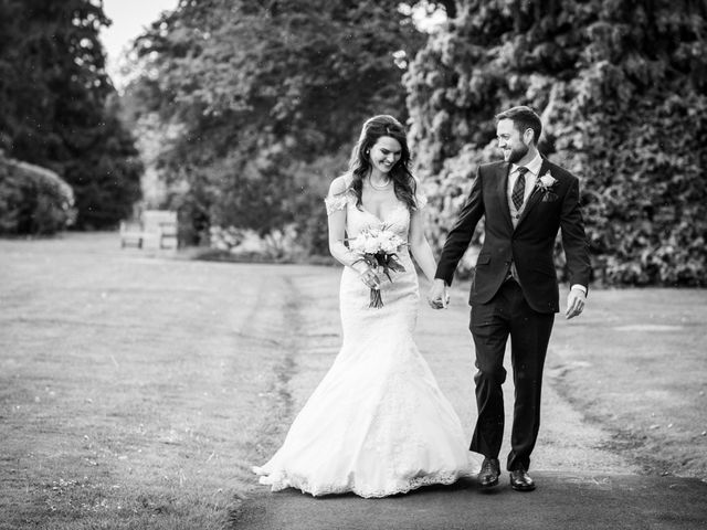 Josh and Jade's Wedding in Cheam, Surrey 36