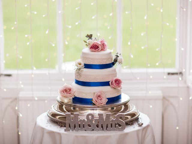 Josh and Jade's Wedding in Cheam, Surrey 37