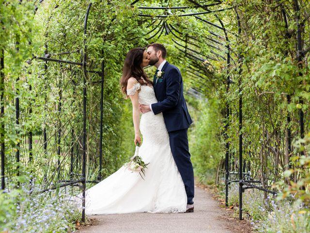 Josh and Jade's Wedding in Cheam, Surrey 39