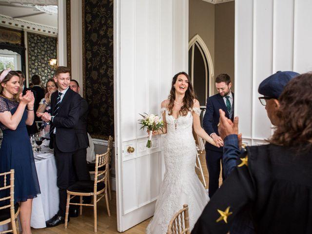 Josh and Jade's Wedding in Cheam, Surrey 41