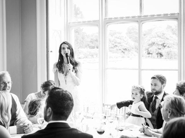 Josh and Jade's Wedding in Cheam, Surrey 43
