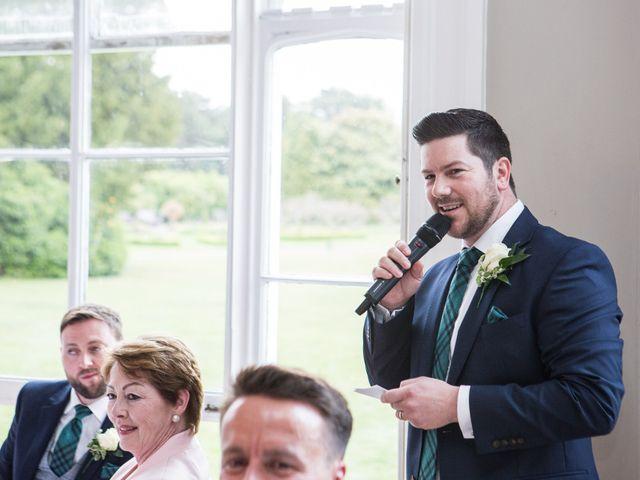 Josh and Jade's Wedding in Cheam, Surrey 45