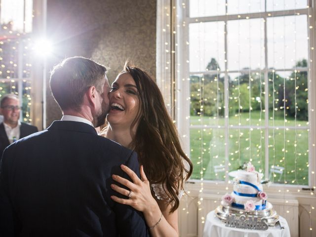 Josh and Jade's Wedding in Cheam, Surrey 49