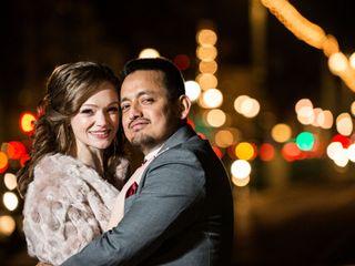Beth & Bishwas's wedding 1
