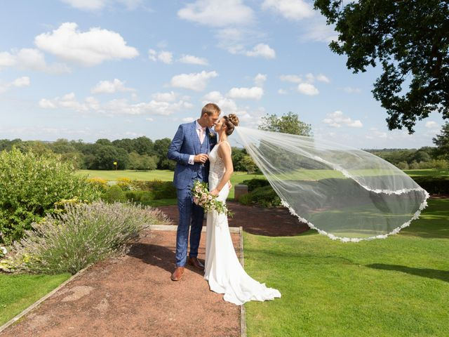 Heather & Mathew's wedding