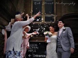 Abigail  & Tyler 's wedding 1