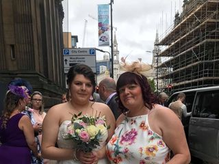 Abigail  & Tyler 's wedding 2