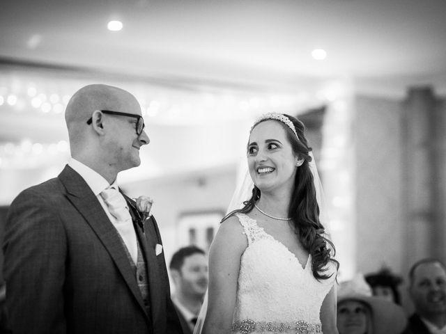 Scott and Lisa's Wedding in East Grinstead, West Sussex 13
