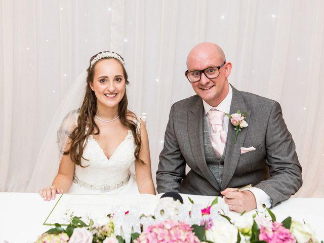 Scott and Lisa's Wedding in East Grinstead, West Sussex 15