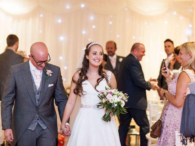 Scott and Lisa's Wedding in East Grinstead, West Sussex 16