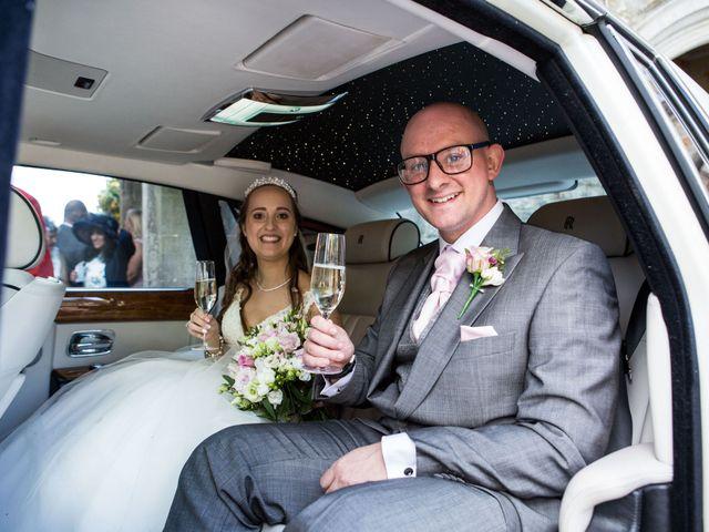 Scott and Lisa's Wedding in East Grinstead, West Sussex 19