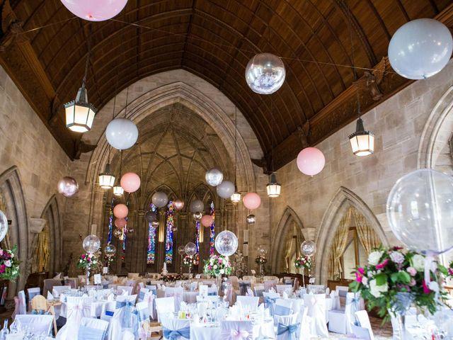 Scott and Lisa's Wedding in East Grinstead, West Sussex 20
