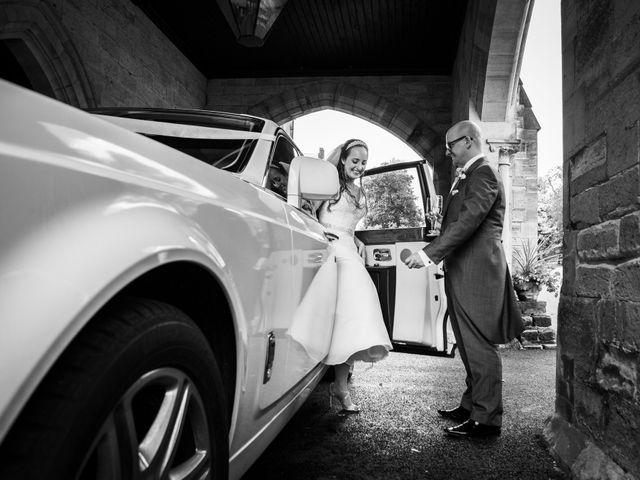 Scott and Lisa's Wedding in East Grinstead, West Sussex 22