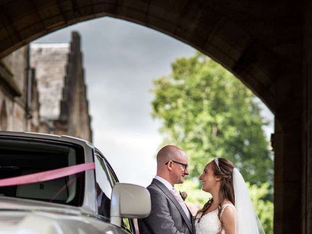 Scott and Lisa's Wedding in East Grinstead, West Sussex 23