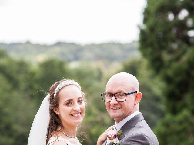 Scott and Lisa's Wedding in East Grinstead, West Sussex 26