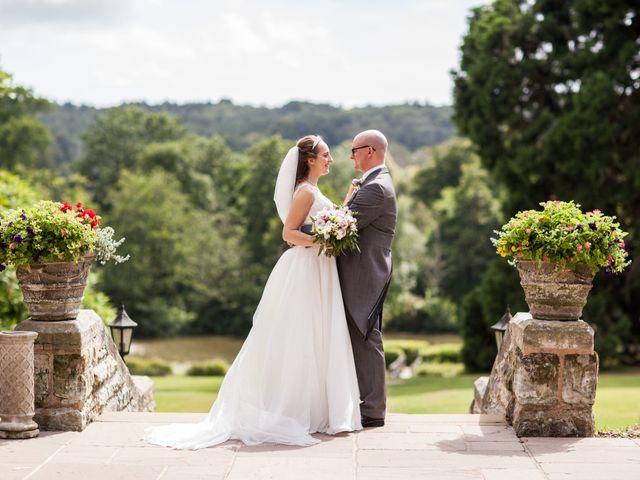 Scott and Lisa's Wedding in East Grinstead, West Sussex 27