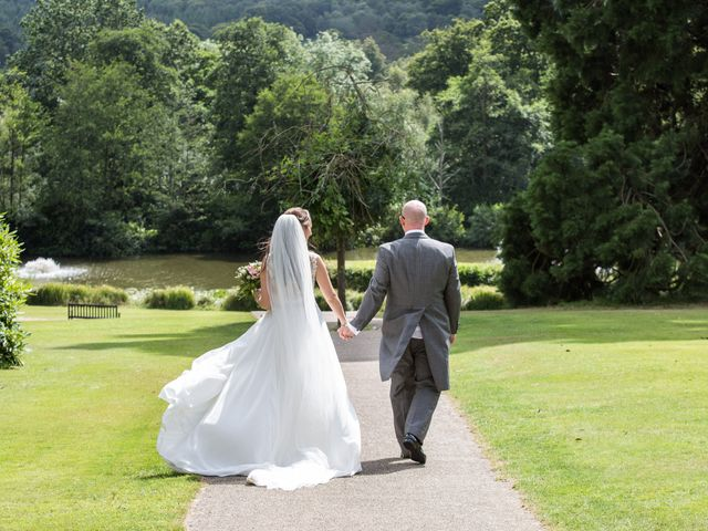 Scott and Lisa's Wedding in East Grinstead, West Sussex 28