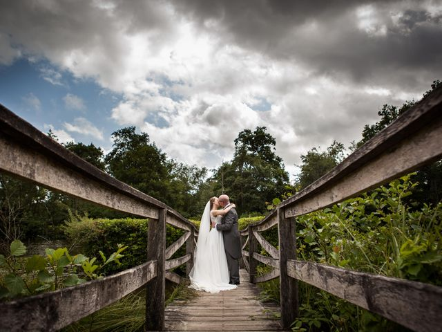 Scott and Lisa's Wedding in East Grinstead, West Sussex 29