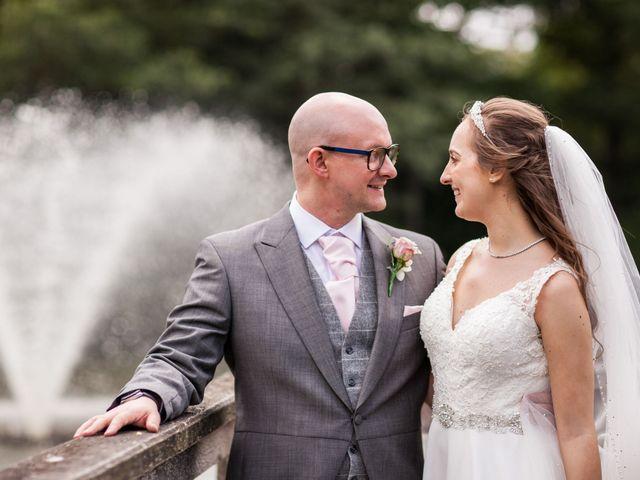 Scott and Lisa's Wedding in East Grinstead, West Sussex 30