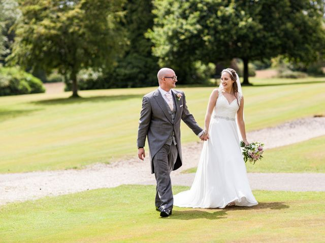 Scott and Lisa's Wedding in East Grinstead, West Sussex 33