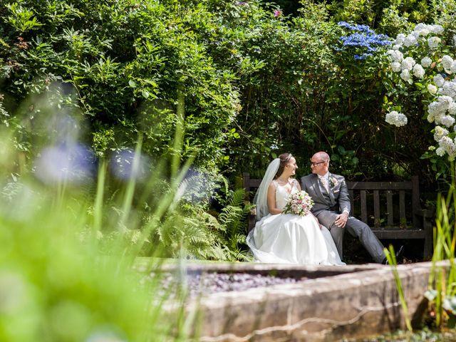 Scott and Lisa's Wedding in East Grinstead, West Sussex 34