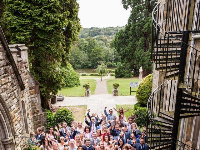 Scott and Lisa's Wedding in East Grinstead, West Sussex 35