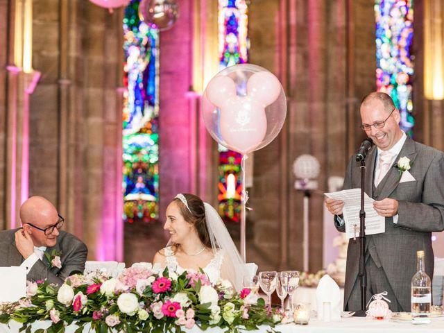 Scott and Lisa's Wedding in East Grinstead, West Sussex 36