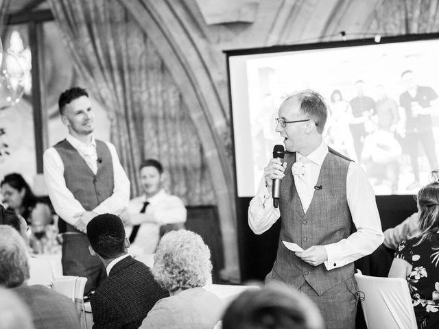Scott and Lisa's Wedding in East Grinstead, West Sussex 38