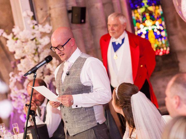 Scott and Lisa's Wedding in East Grinstead, West Sussex 40