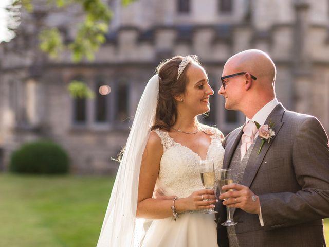 Scott and Lisa's Wedding in East Grinstead, West Sussex 41