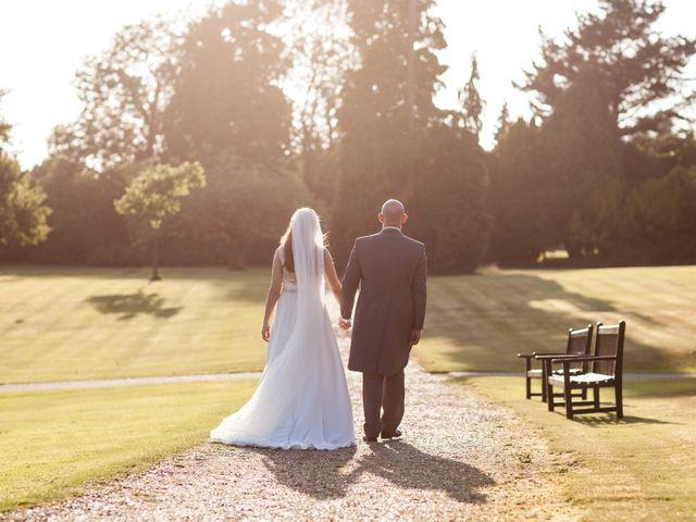 Scott and Lisa's Wedding in East Grinstead, West Sussex 43